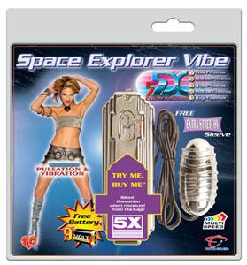 5x Space Explorer Bullet