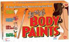 Lovin' Hot Body Paints - 4 Tropical Flavors