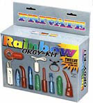 Rainbow Orgy Kit