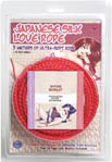 Japanese Silk Love Rope 3m - Red