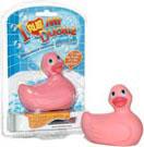 I Rub My Duckie - Pink Travel Size