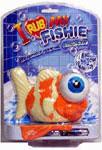 I Rub My Fishie - Original Orange