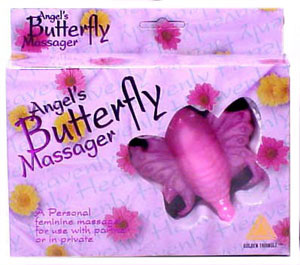 Angel's Venus Butterfly Massager