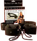 Beginner's Bondage Belt