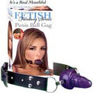Fetish Fantasy Pecker Ball Gag