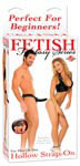 Fetish Fantasy Beginner's Hollow Strap-On - Black
