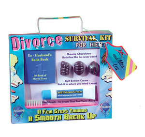 Divorce Survival Kit For Her