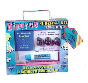 Divorce Survival Kit For Her