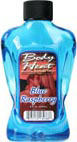 Body Heat 8 oz - Blue Raspberry