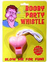 Booby Party Whistle