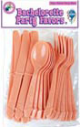 Bachelorette Party Pecker Party Plastic Ware - Flesh