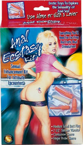 Anal Ecstacy Kit