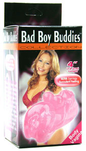 Bad Boy Buddies Body Vagina