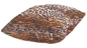 Small Cheetah Hide Your Vibe Pillow