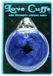 Plush Love Cuffs - Blue