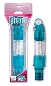 10 Function Flexi Massager Nubby Lover