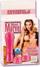 Waterproof Mini-Marvel Pleasure Set - Pink