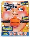 Loud Mouth Muffler - Basketball