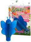Love Bug Tickler - BLue Butterfly