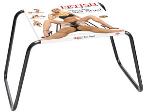 Fetish Fantasy The Incredible Sex Stool