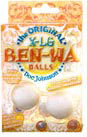 The Original X-LG Ben-Wa Balls - White