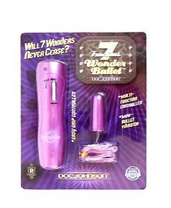 7 Function Wonder Bullet - Purple