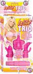 Wild Trio - Pink