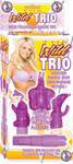 Wild Trio - Purple