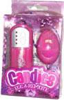 Candies Egg & Remote - Lavender