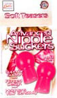 Advanced Nipple Suckers - Pink