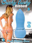 Cushy Tushy Ribbed - Blue