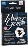 Power Gem Bullet - White Diamond