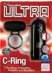 7 Function Ultra Vibrating C-Ring