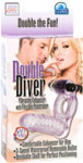 Double Diver Vibrating Cock Ring