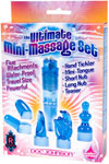 Ultimate Mini Massager Set
