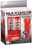 Maximus Power Stroker Hummer Rotating Power Masturbator