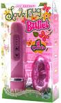 Lovebug Butterfly Bullet - Lavender