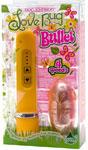 Lovebug Butterfly Bullet - Peach