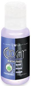 Coochy Shave Creme - Lavender 1 oz