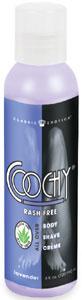 Coochy Shave Creme - Lavender 4 oz