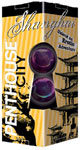 Penthouse City Shanghai Metallic Purple Ben Wa Balls