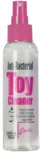 Anti Bacterial Toy Cleaner with Aloe Vera