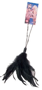 Pleasure Feather - Black