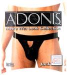 Adonis Men's Wet Look Jock
