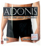 Adonis Men's Wet Look Boxer