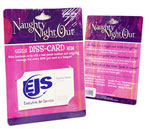 Naughty Night Out Diss-Cards