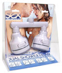 Sex in the Shower Dual Shower Head