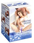 Sex in the Shower Vibrating Sponge