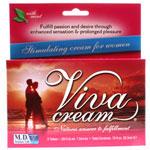 Viva Cream 3 Tubes .25 oz Ea.