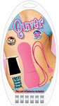 Quiver Waterproof Stimulator - Pink
